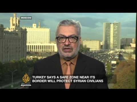 Would a no fly zone in Syria serve any purpose?