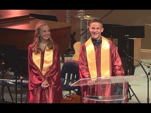 2018 8th GRADE COMMENCEMENT CEREMONY - Valley Christian Middle School