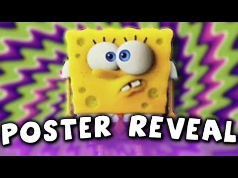 It's A Wonderful Sponge FIRST LOOK! Spongebob's Third Movie POSTER!