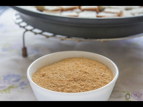 Home Made Bread Crumbs How To Make Bread Crumbs