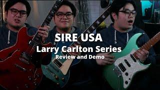 SIRE USA Larry Carlton Series Guita...