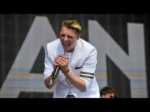 Thumbnail: John Newman - Love Me Again (Radio 1's Big Weekend 2014)
