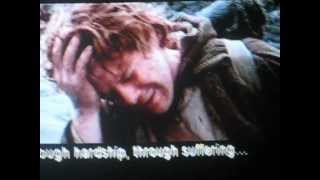 """Lord of the Rings Featurette/ Samwise the Brave"