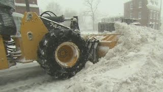 Historic blizzards nothing new for Northeast