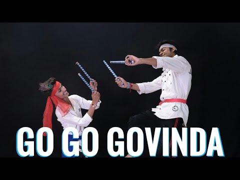 Go Go Govinda Dance Video