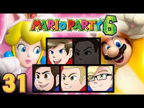 Mario Party 6: Math Is Hard - EPISODE 31 - Friends Without Benefits