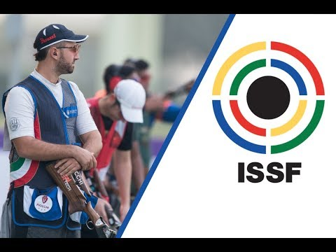 Double Trap Men Final - 2017 ISSF World Cup Final in New Delhi (IND)