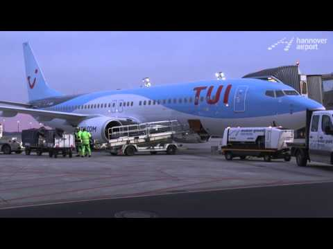24 Stunden Betrieb am Hannover Airport