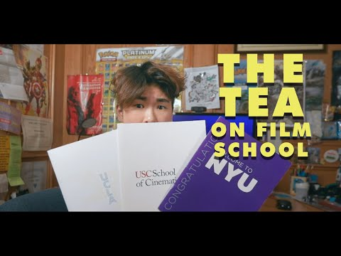 How I Got Into USC, NYU, And UCLA FILM SCHOOLS