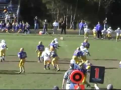 Bryan Vieira - Hull youth football highlights part 1 of 2