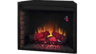 Electric Fireplaces Overview Thumbnail