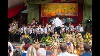 Młodzieżowa Orkiestra Dęta w Morawicy  - Dożynki Morawica 2017