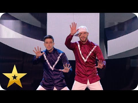 Twist and Pulse get WILD at Wembley! | BGT: The Champions
