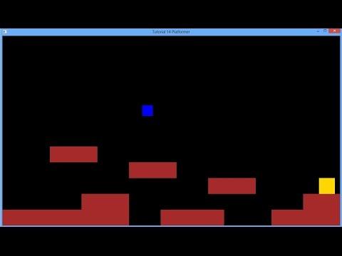 JavaFX Game: Platformer (part 1)