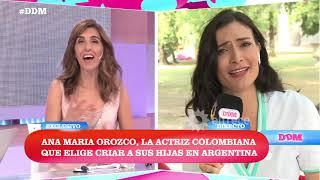 """Ana María Orozco contó cómo fue superar el fenómeno de """"Betty la fea"""""""