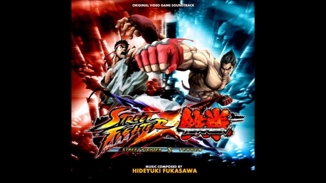 Street Fighter X Tekken Music: Training Stage Extended HD