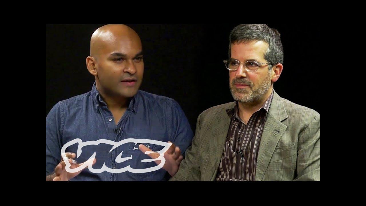 Jonathan Lethem on Radical Politics in America: VICE Podcast 020
