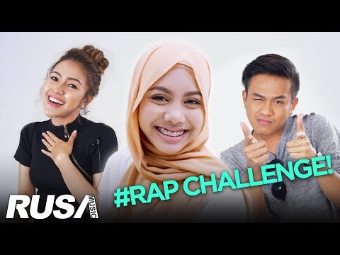 Free Download Sarah Suhairi 'nyawa Dan Raga' #rapchallenge ! Baby Shima, Twenty2, Amy Ukays, Artis2 Rusa! Mp3 dan Mp4