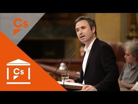 Guillermo Díaz. Debate sobre la designación del Consejo de Admon de RTVE