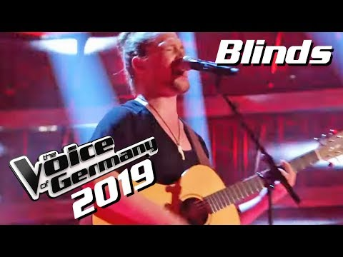 Foo Fighters - My Hero (Marvin Merkhofer) | The Voice of Germany 2019 | Blinds