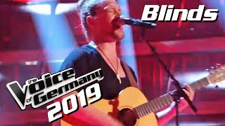 Foo Fighters - My Hero (Marvin Merkhofer)   The Voice of Germany 2019   Blinds