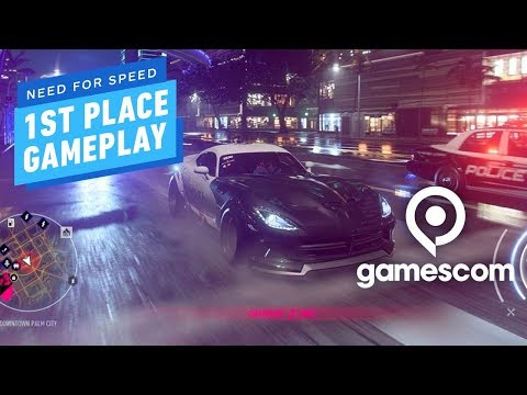 Need for Speed Heat: video in 4K dalla Gamescom 2019 | Game Division