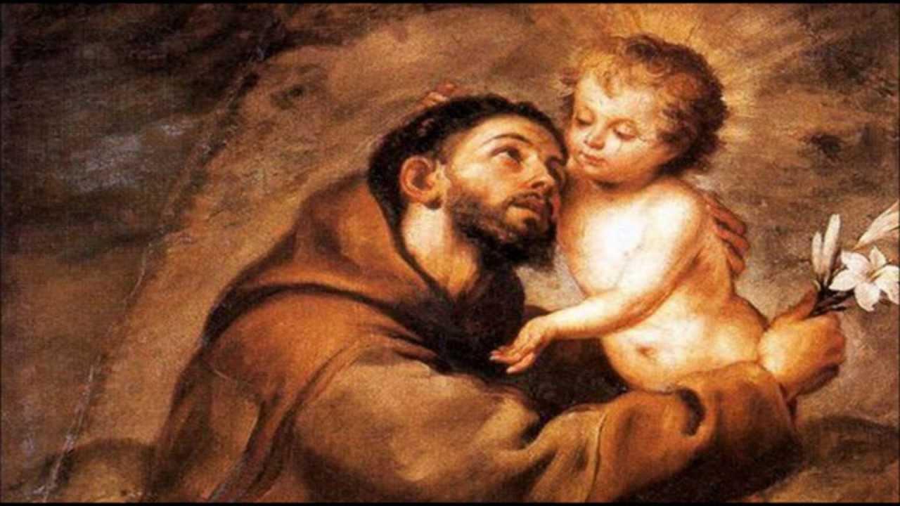 Resultado de imagem para imagem de santo antonio