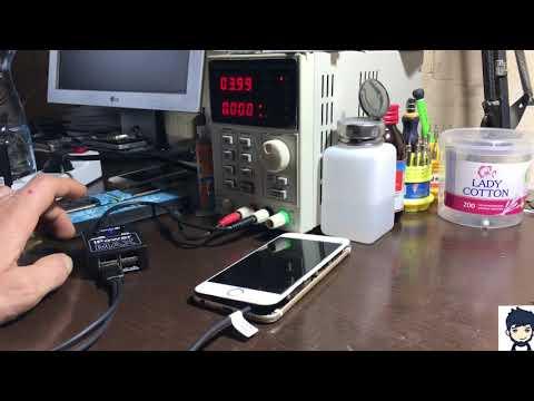 IPhone 6 не включается не заряжается