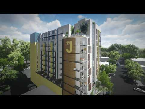 19th & J Mixed-use project in Sacramento