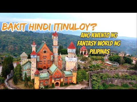 FANTASY WORLD PHILIPPINES | DISNEYLAND NG PINAS