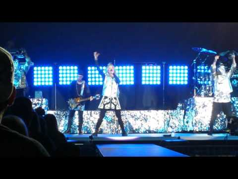 Britt Nicole - Heart Of Stone (Augusta Civic Center 10/10/15)
