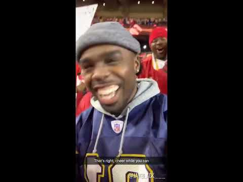 Chargers Fans React to the Win Over the Chiefs