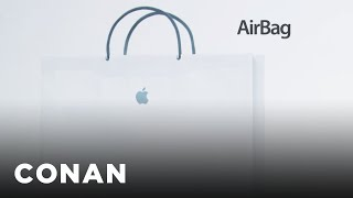 Baixar - Introducing The New Apple Airbag Conan On Tbs Grátis