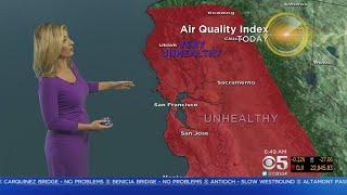 Thursday Morning Forecast With Neda Iranpour
