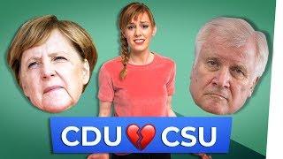 Merkel vs. Seehofer: Trennt euch doch einfach!