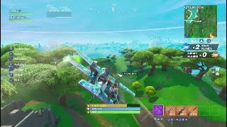 Fortnite funny moments with glitch and planes with tuc!!!!