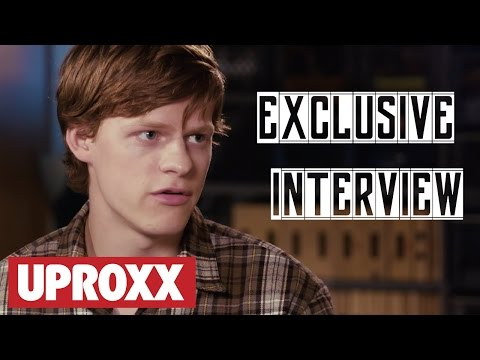 Exclusive  With Lucas Hedges  Manchester By The Sea  HITFIX