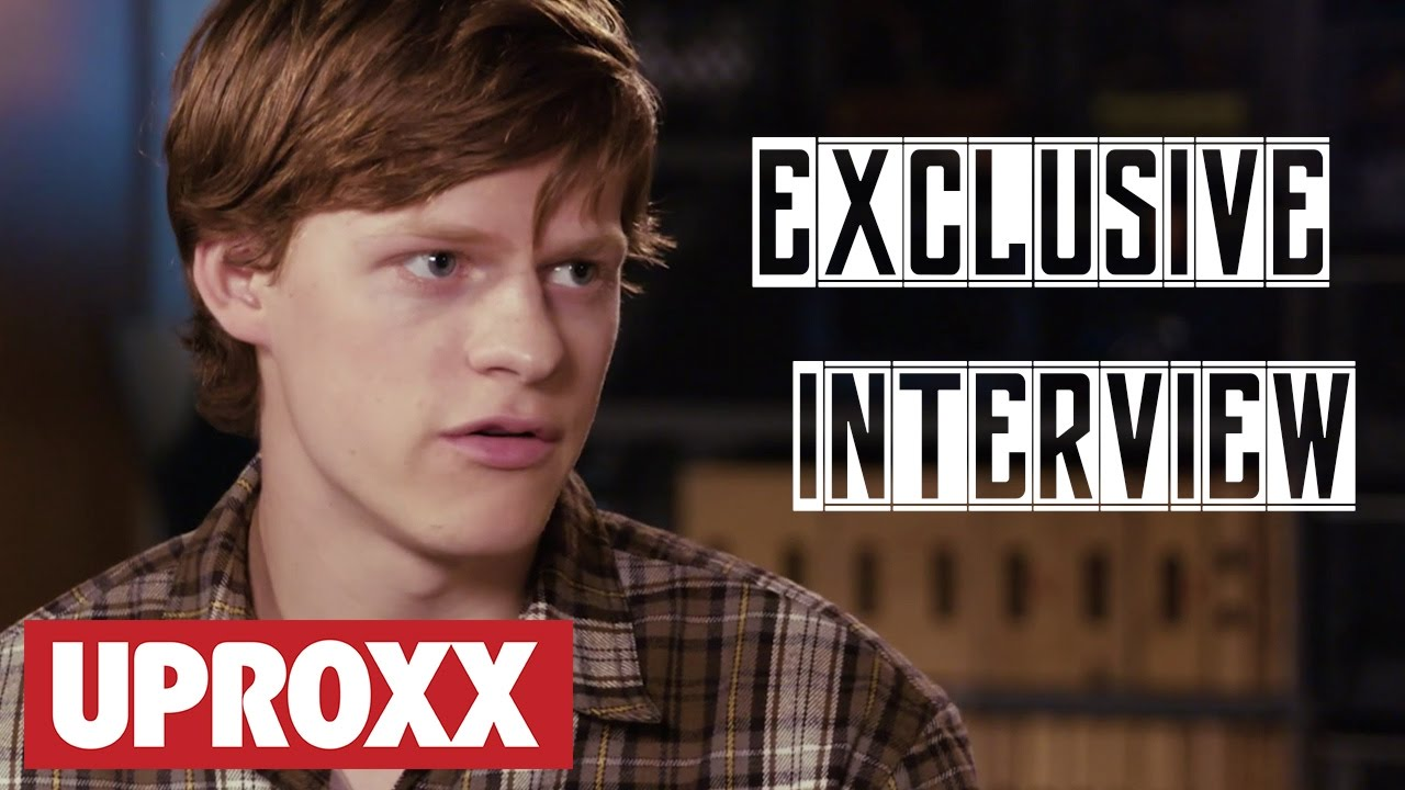 Exclusive Interview With Lucas Hedges | Manchester By The Sea | HITFIX