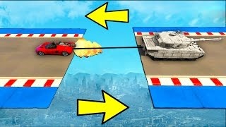 GTA 5 - Which car is Stronger?