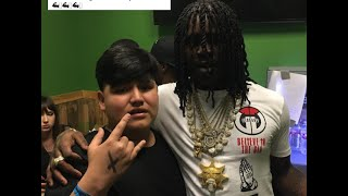 Chief Keef Tells Crying Fan