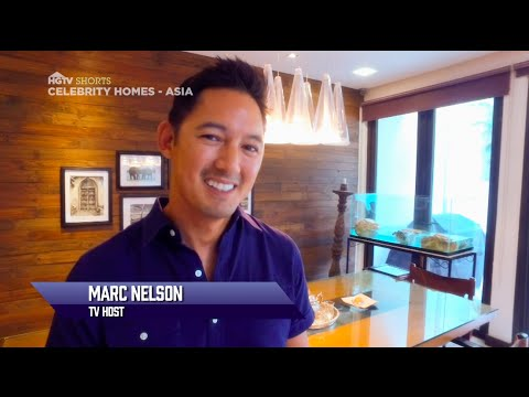 Marc Nelson | Celebrity Homes - Asia | HGTV Asia