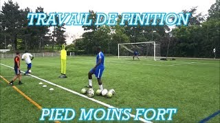 SpÉcifique Finition I AmÉlioration De La Finition Pied  Moins Fort