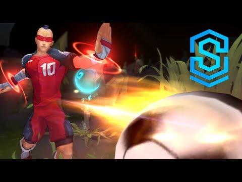 Playmaker Lee Sin Skin Spotlight - Pre-Release - League of Legends