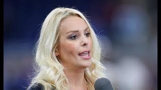 EX-ESPN BRITT MCHENRY WHO SAID SHE WAS FIRED BECAUSE SHE'S WHITE; SAYS CHRIS LONG PANDERS TO BLACKS!