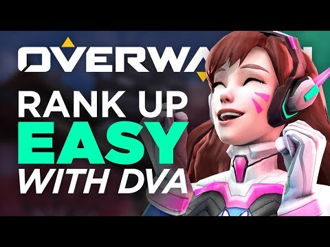 Top 5 DVA Tips To Rank Up Fast! | Overwatch Guide