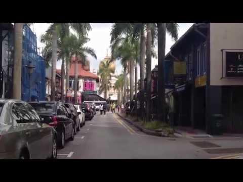 Kampong Glam Walk @ Singapore