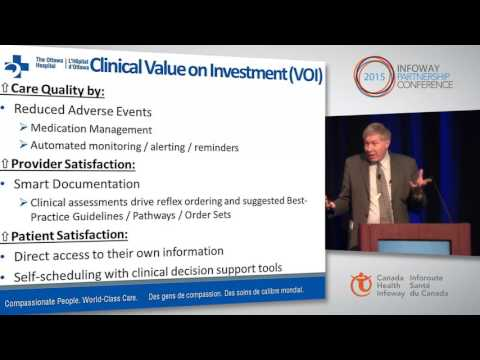 Value-on-investment and funding models to support modernization of healthcare infrastructure