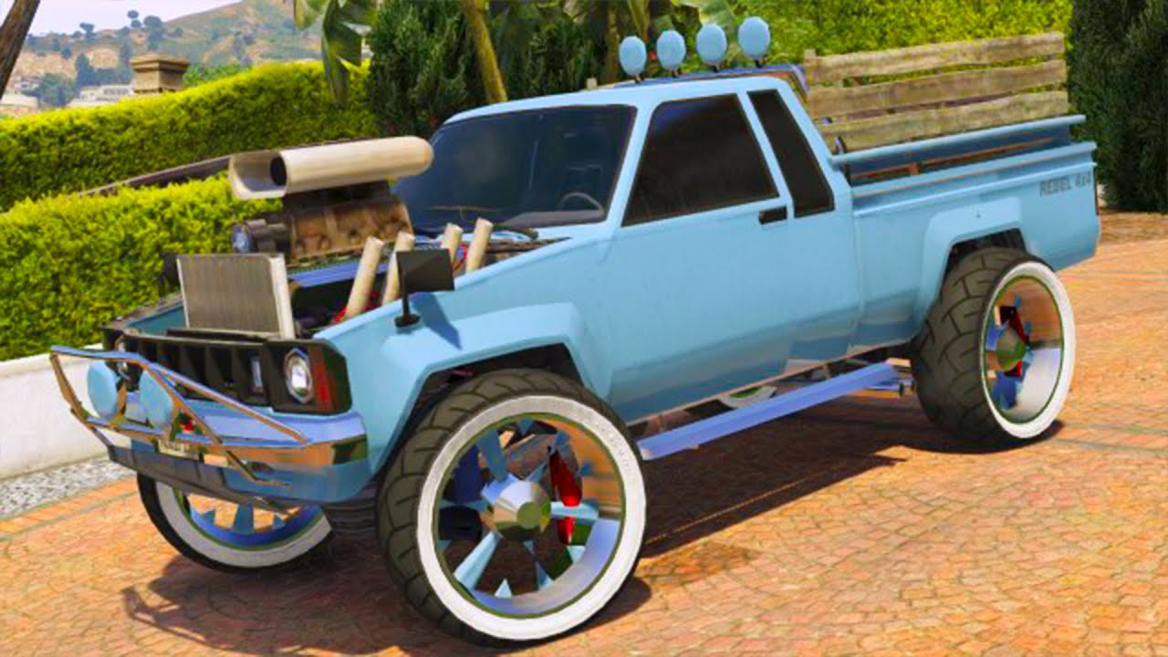 GTA 5 - TOP RARE & MODDED CARS! CRAZY VEHICLE MODS!! (GTA 5) - YouTube