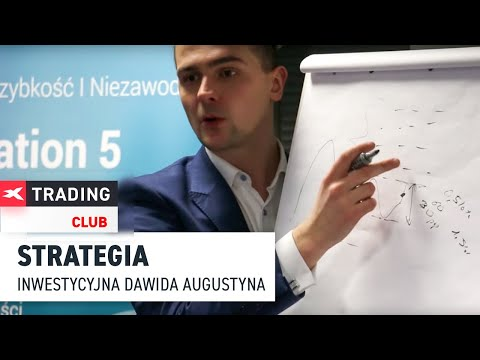 Klasyczna strategia inwestycyjna Dawida Augustyna na XTB Trading Club, 26.01.2017