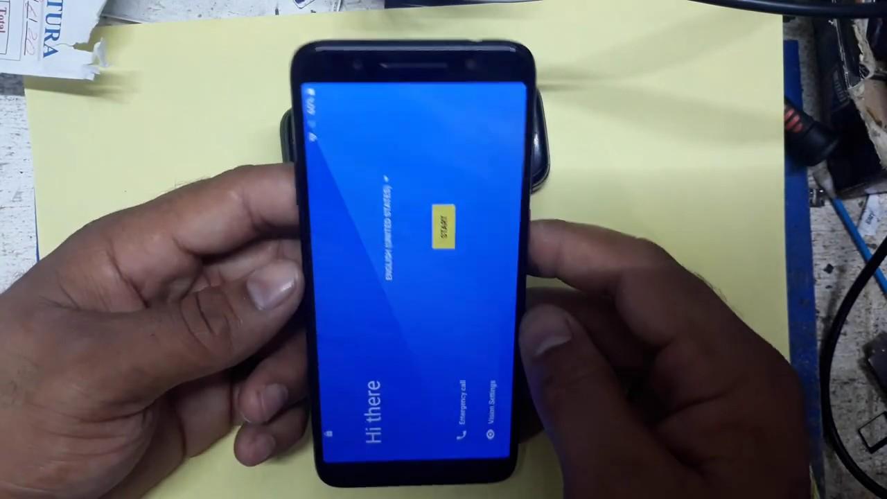 FRP Bypass Alcatel REVVL 2/REVVL 2 Plus T-Mobile quitar cuenta  borrado de cuenta bypass-Único Cell